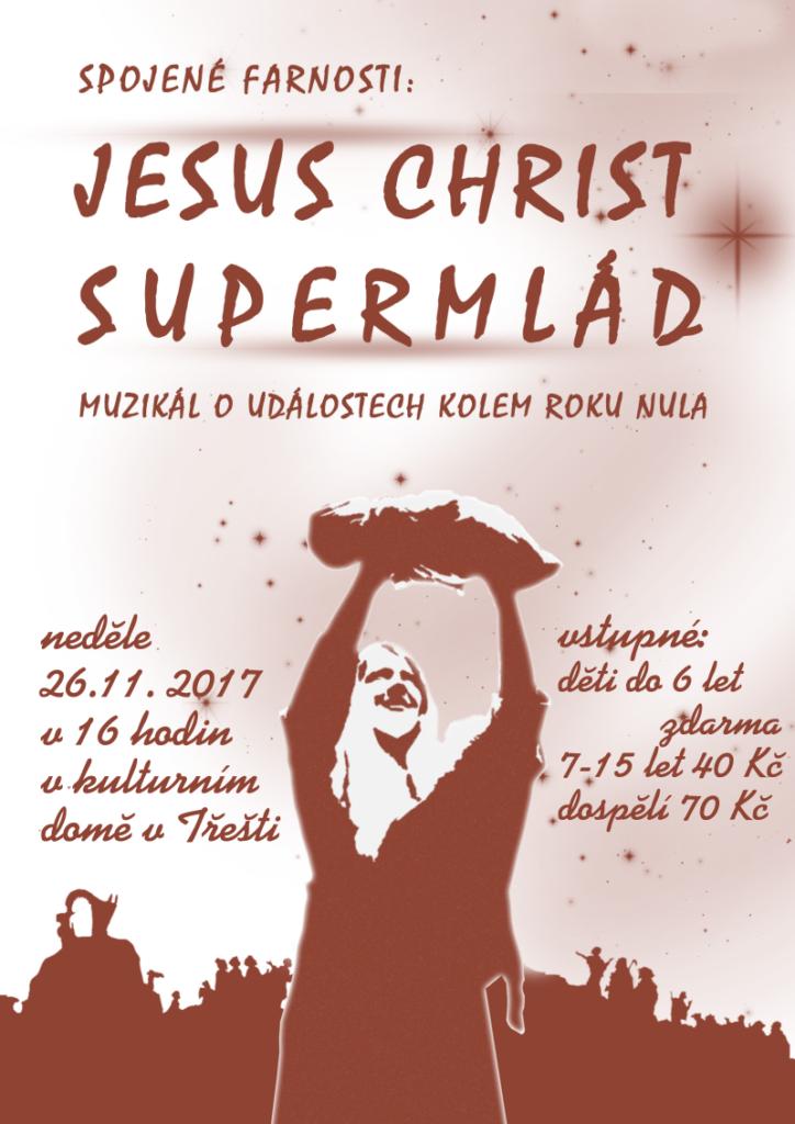 Muzikál Jesus Christ  Supermlád