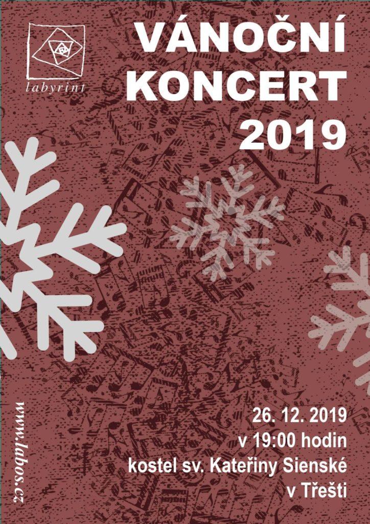 Vánoční koncert v kostele sv. Kateřiny Sienské